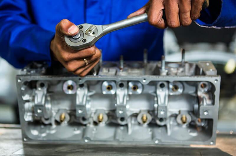Ремонт двигателя автомобиля в Нижнем Новгороде